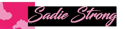 Sadie Strong Logo